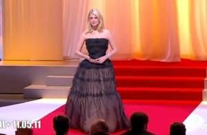 Cannes 2011 : Mélanie Laurent, une parfaite maîtresse de cérémonie !