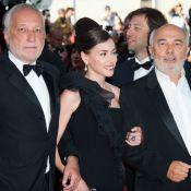 Cannes 2011 : Olivia Ruiz transformée et Anne-Sophie Lapix virginale...