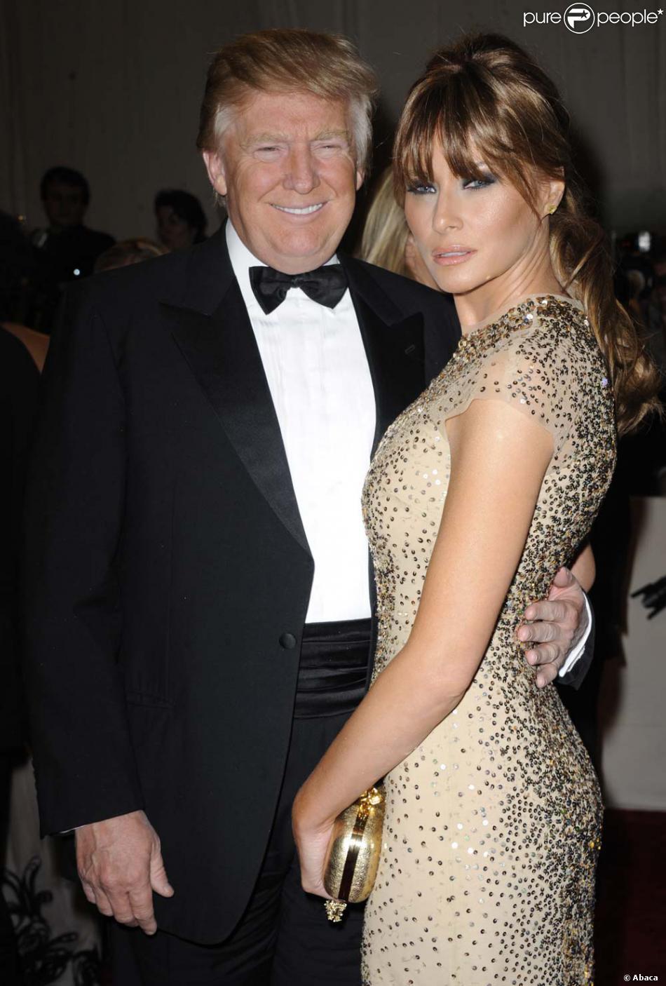 """Résultat de recherche d'images pour """"donald trump et sa femme"""""""