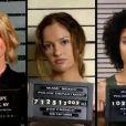 Nos trois drôles de dames ne sont pas des anges dans la série Charlie's Angels !