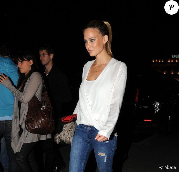 Bar Refaeli lors de la soirée Paul Allen à Cannes le 17 mai 2011
