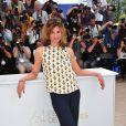 Florence Pernel lors du photocall du film La Conquête au festival de Cannes le 18 mai 2011