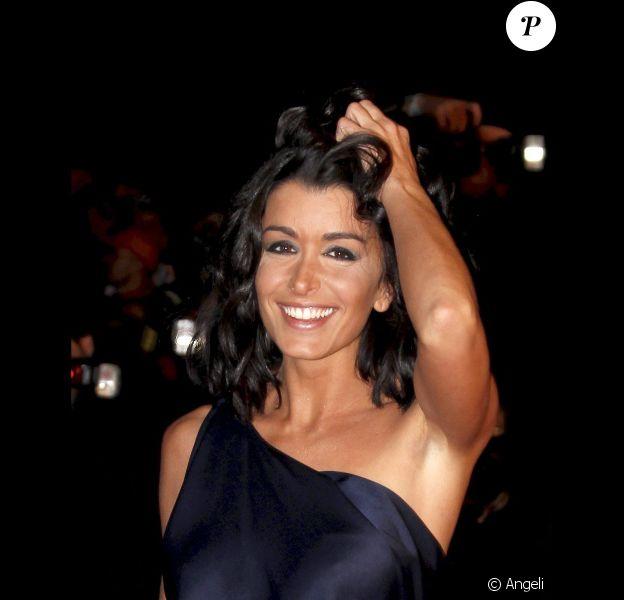 Jenifer lors de la 12e cérémonie des NRJ Music Awards à Cannes en janvier 2011