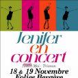Jenifer en concert aux Folies Bergère