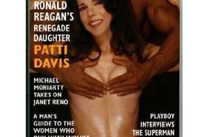 Patti Davis : À 58 ans, la jolie fille du président Ronald Reagan pose nue...