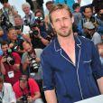 Ryan Gosling lors du photocall du film Drive au festival de Cannes le 20 mai 2011