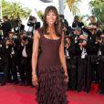 Naomi Campbell est sublime sur le tapis rouge de Cannes. 19 mai 2011