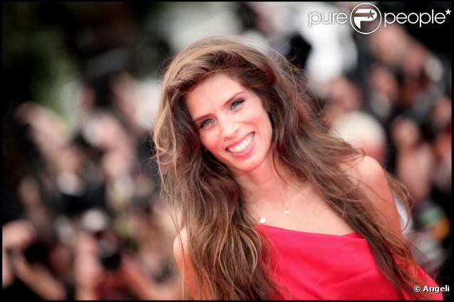 Maïwenn au festival de Cannes le 22 mai 2011