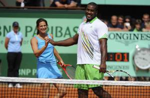 Teddy Riner cabriole devant Amélie Mauresmo, Djokovic aux platines : RG Fever !