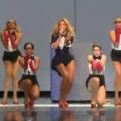 Beyoncé, endiablée, avec des dizaines de danseuses pour Oprah Winfrey...