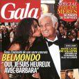 La couverture du magazine  Gala , en kiosques le 25 mai 2011.