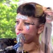 Lady Gaga : Déchaînée en plein Central Park...