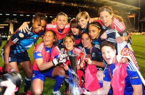 Ligue des Champions : L'Olympique Lyonnais savoure sa victoire historique !