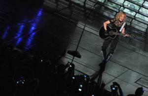 TOUTES LES PHOTOS : Mini concert de Madonna à Paris, les coulisses ! (réactualisé)