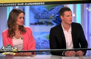 Anges de la télé-réalité 2 - Giuseppe tacle une nouvelle fois Benoît !