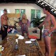 Caroline, Daniela, Jonathan, Sofiane et Marvin dans les Anges de la télé réalité 2, Miami Dreams, le mercredi 1 juin 2011 sur NRJ 12.