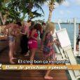 Les anges pendant leur chorégraphie dans les Anges de la télé réalité 2, Miami Dreams, le mercredi 1 juin 2011 sur NRJ 12.