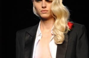 Le mannequin Andrej Pejic : Un homme élu parmi les femmes les plus sexy !