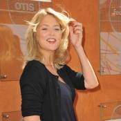 Virginie Efira à Roland-Garros : tempête de fraîcheur sur le court !