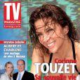 La couverture de TV Magazine du 5 au 11 juin 2011.