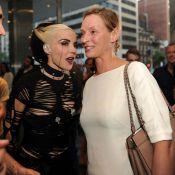 Uma Thurman et Daphne Guinness : Deux beautés au style très, très opposé...