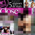 Le magazine  Closer  en kiosques samedi 4 juin 2011.