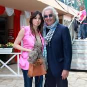 Elisabetta Gregoraci, madame Flavio Briatore : Jambes divines et fiston craquant