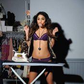 Vanessa Hudgens : Une fashionista super sexy en sous-vêtements