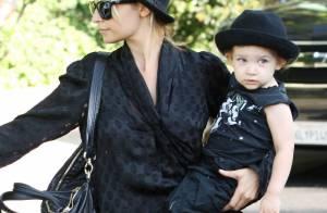 Nicole Richie et ses enfants, très lookés : tendre balade en famille