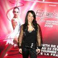 Sarah Abitbol (photo : en janvier 2009 pour la conférence de presse d'Holiday on Ice), mariée depuis 2009 avec Jean-Louis Lacaille, est devenue maman d'une petite Stella en juin 2011.