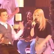 Gwyneth Paltrow rejoint ses amis de Glee pour un concert endiablé