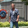 Mel Gibson à Malibu le 17 juin 2011