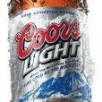 La bière anglaise Coors Light