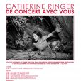 Catherine Ringer poursuit sa tournée dès le mois d'octobre 2011.