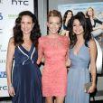Le 23 juin 2011 à New York, Andie MacDowell, Katie Cassidy et Selena Gomez faisaient la promotion de leur film, Monte Carlo