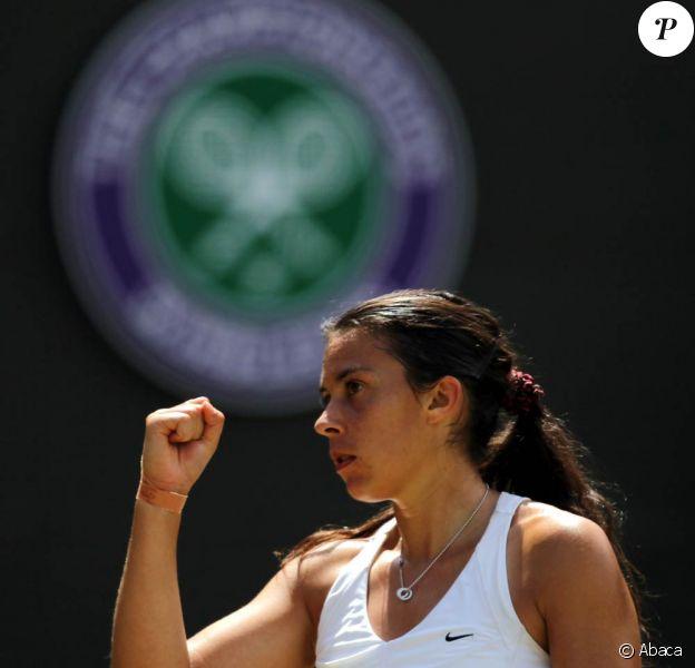 Le 27 juin 2011, Marion Bartoli a battu nettement la tenante du titre, Serena Williams, en huitième de finale à Wimbledon.