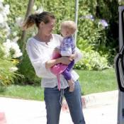 Rebecca Gayheart : Une journée sans sa fille, c'est déjà trop