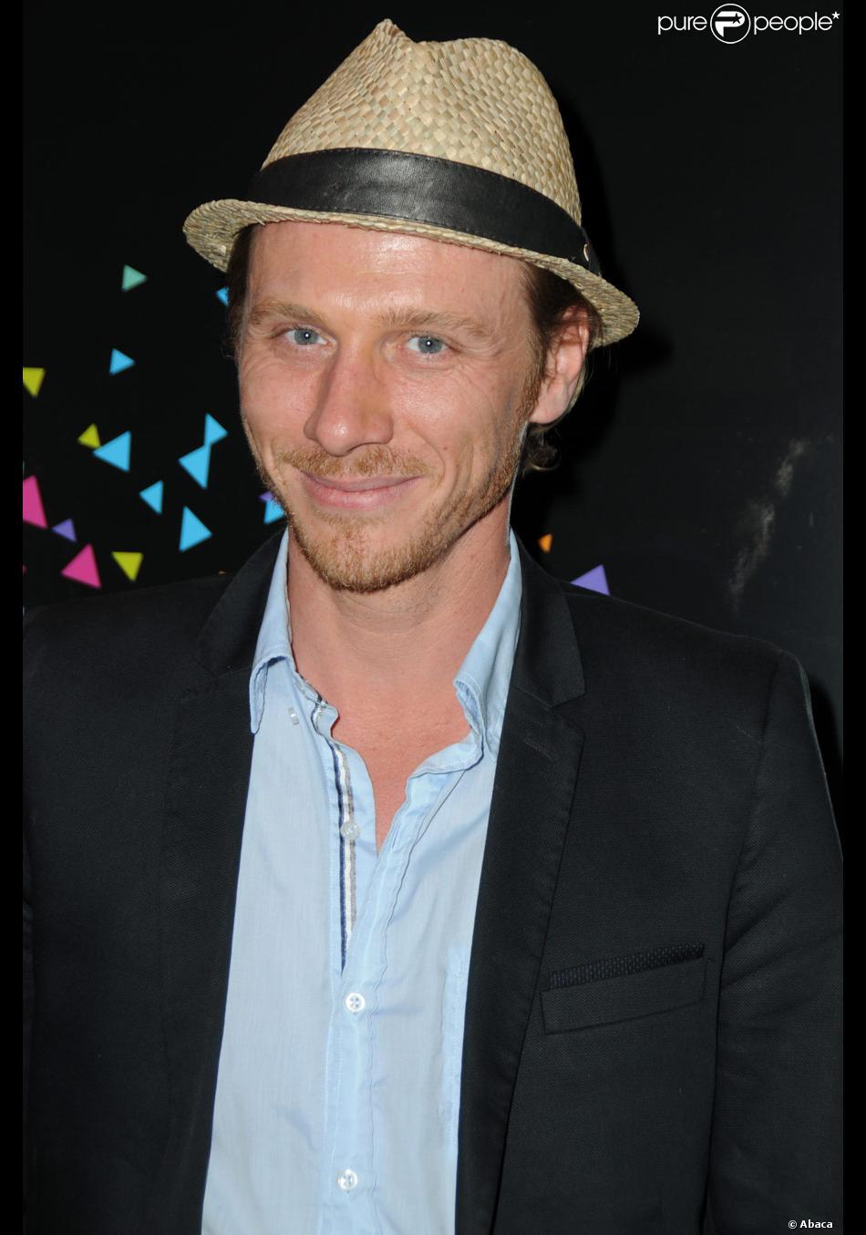 Nicolas Bridet lors de l'avant-première du film Tu seras mon fils dans le  cadre du festival Paris Cinéma le 4 juillet 2011