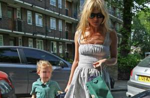 PHOTOS : Quand Kate Moss s'habille comme une petite fille...