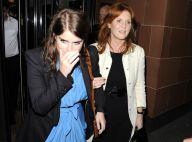 La princesse Eugenie rayonne avec sa mère Sarah, mais cache quelque chose...