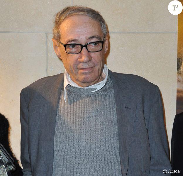 André Téchiné en 2009