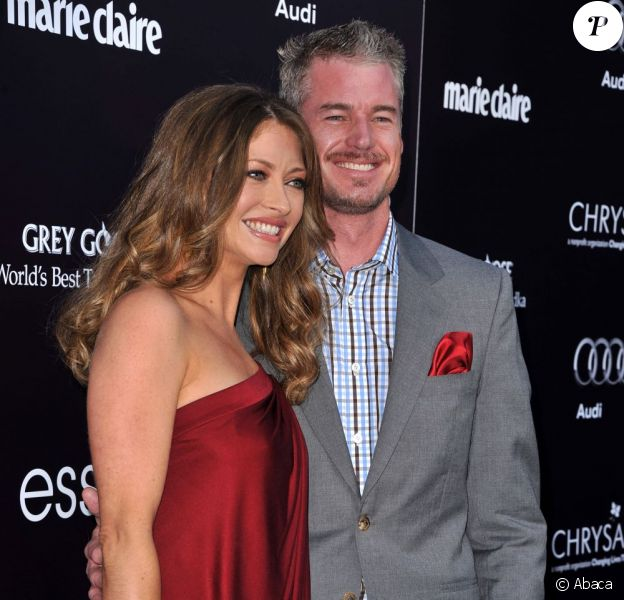Rebecca Gayheart et Eric Dane à Los Angeles le 11 juin 2011