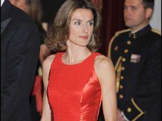 PHOTOS : Letizia d'Espagne plus qu'une star d'Hollywood, une princesse !