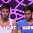 Zelko et Zarko dans la quotidienne de Secret Story 5 le mardi 12 juillet 2011 sur TF1
