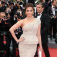 Aishwarya Rai lors du festival de Cannes 2011