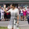 A Borgholm, le 13 juillet 2011, la princesse Victoria de Suède et son époux le prince Daniel ont découvert les deux tilleuls que la commune leur a offerts, plantés sur la place de la mairie, pour leur mariage célébré en juin 2010. La famille royale est arrivée sur l'île d'Oland, où se trouve sa résidence estivale de Solliden.