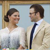 La princesse Victoria de Suède et Daniel: Encore une belle démonstration d'amour