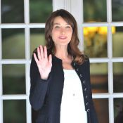 Carla Bruni-Sarkozy : La future maman rayonnante confirme enfin sa grossesse !