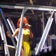 Rihanna chante Unfaithful à Greensboro le 16 juillet 2011