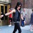 Luc Carl, ex-petit ami Lady Gaga, à New York le 18 juillet 2011.
